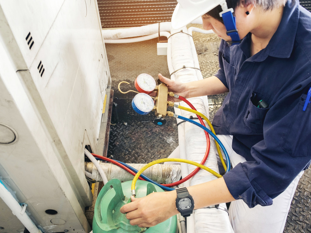 Stay on top of air conditioner care with preventive AC maintenance