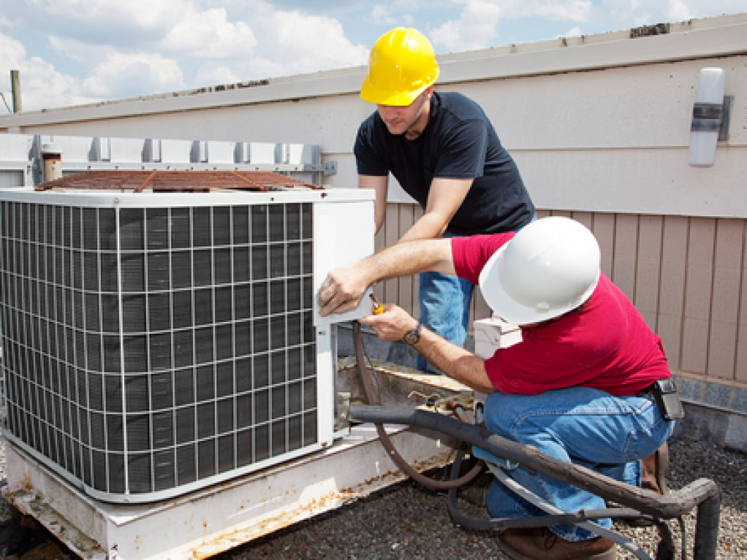 Get expert service from a local HVAC contractor